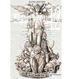 Death Note - Ölüm Defteri 12 Tsugumi Ooba Akılçelen Kitaplar