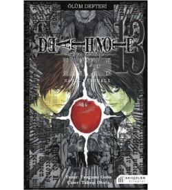 Death Note - Ölüm Defteri 13 Tsugumi Ooba Akılçelen Kitaplar