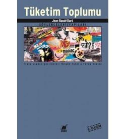Tüketim Toplumu Jean Baudrillard Ayrıntı Yayınları