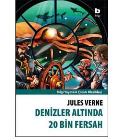 Denizler Altında 20 Bin Fersah Jules Verne Bilgi Yayınevi