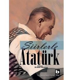 Şiirlerle Atatürk Mehmet Kadri Sümer Bilgi Yayınevi