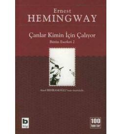 Çanlar Kimin İçin Çalıyor Ernest Hemingway Bilgi Yayınevi