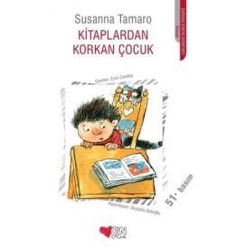 Kitaplardan Korkan Çocuk Susanna Tamaro Can Çocuk Yayınları