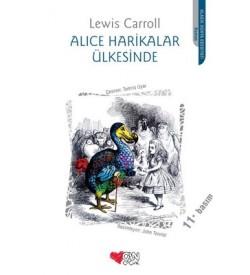 Alice Harikalar Ülkesinde Lewis Carroll Can Çocuk Yayınları