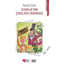 Charlie'nin Çikolata Fabrikası Roald Dahl Can Çocuk Yayınları