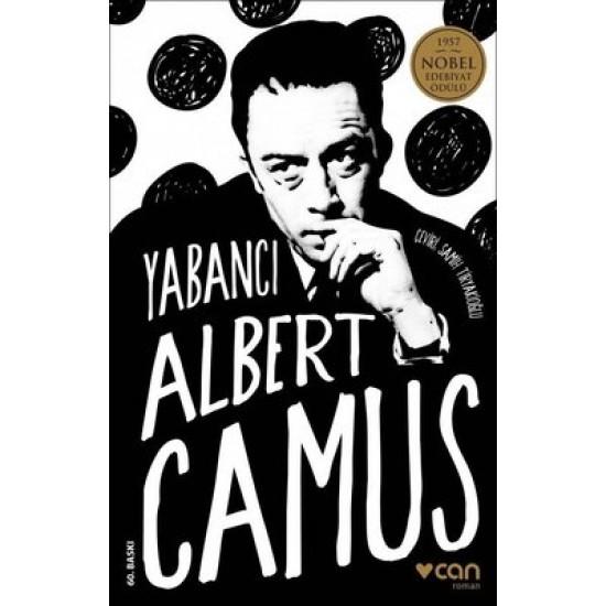 Yabancı Albert Camus Can Yayınları