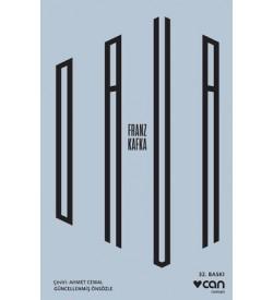 Dava Franz Kafka Can Yayınları