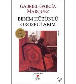 Benim Hüzünlü Orospularım Gabriel Garcia Marquez Can Yayınları