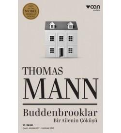 Buddenbrooklar - Bir Ailenin Çöküşü Thomas Mann Can Yayınları
