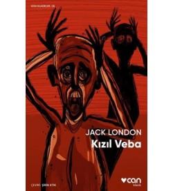 Kızıl Veba Jack London Can Yayınları