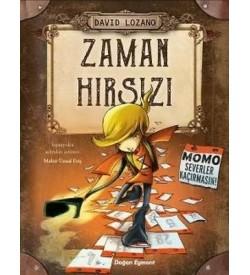 Zaman Hırsızı David Lozano Doğan ve Egmont Yayıncılık