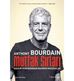 Mutfak Sırları Anthony Bourdain Domingo Yayınevi