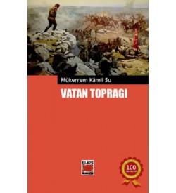 Vatan Toprağı Mükerrem Kamil Su Elips Kitapları