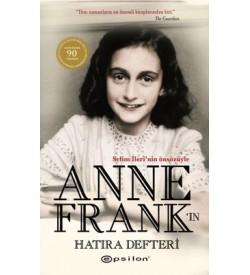 Anne Frank'ın Hatıra Defteri Anne Frank Epsilon Yayınevi