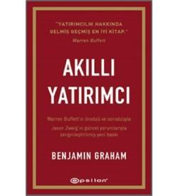 Akıllı Yatırımcı Benjamin Graham Epsilon Yayınevi