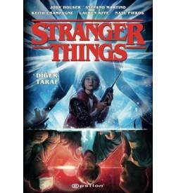 Diğer Taraf: Bir Stranger Things Romanı Jody Houser Epsilon Yayınevi