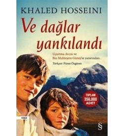 Ve Dağlar Yankılandı Khaled Hosseini Everest Yayınları