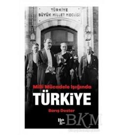 Milli Mücadele Işığında Türkiye Barış Doster Halk Kitabevi