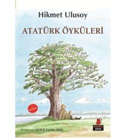 Atatürk Öyküleri Hikmet Ulusoy Kırmızı Kedi