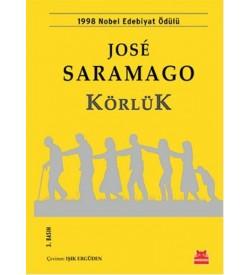 Körlük Jose Saramago Kırmızı Kedi Yayınevi