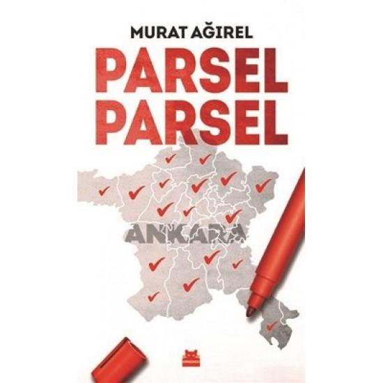 Parsel Parsel Murat Ağırel Kırmızı Kedi Yayınevi