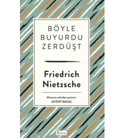 Böyle Buyurdu Zerdüşt-Bez Ciltli Friedrich Nietzsche Koridor Yayıncılık