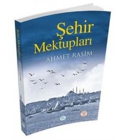 Şehir Mektupları Ahmet Rasim Mavi Çatı Yayınları