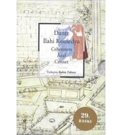 İlahi Komedya - Cehennem, Araf, Cennet (3 Cilt Takım) Dante Alighieri Oğlak Yayıncılık