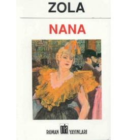 Nana Emile Zola Oda Yayınları