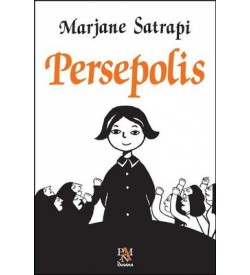 Persepolis Marjane Satrapi Panama Yayıncılık