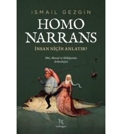 Homo Narrans: İnsan Niçin Anlatır? İsmail Gezgin Redingot