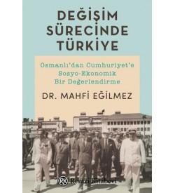 Değişim Sürecinde Türkiye Mahfi Eğilmez Remzi Kitabevi