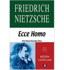 Ecco Homo Friedrich Nietzsche Say Yayınları