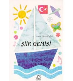 Şiir Gemisi Ayla Çınaroğlu Uçanbalık Yayıncılık