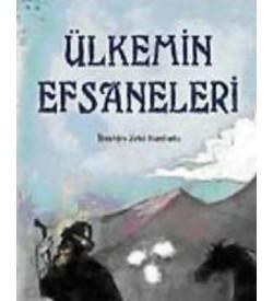 Ülkemin Efsaneleri İbrahim Zeki Budurlu Tudem Yayınları