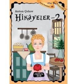 Hikayeler 2-Çocuk Klasikleri 8 Anton Pavloviç Çehov Yediveren Çocuk