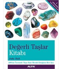 Değerli Taşlar Kitabı Judy Hall Alfa Yayıncılık