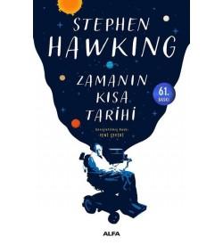 Zamanın Kısa Tarihi Stephen Hawking Alfa Yayıncılık