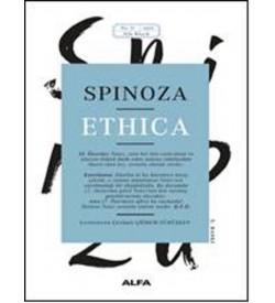 Ethica Benedictus De Spinoza Alfa Yayıncılık