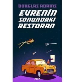 Evrenin Sonundaki Restoran Douglas Adams Alfa Yayıncılık