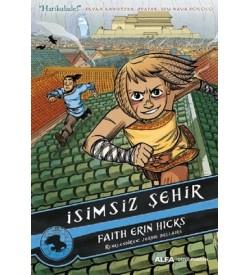 İsimsiz Şehir Faith Erin Hicks Alfa Yayıncılık