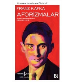Aforizmalar Franz Kafka İş Bankası Kültür Yayınları