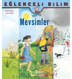 Eğlenceli Bilim- Mevsimler Imke Rudel İş Bankası Kültür Yayınları