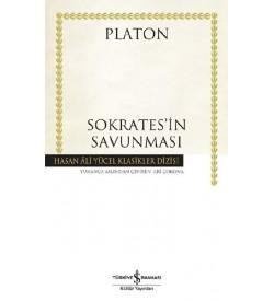 Sokrates'in Savunması-Hasan Ali Yücel Klasikleri Platon İş Bankası Kültür Yayınları