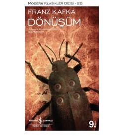 Dönüşüm Franz Kafka İş Bankası Kültür Yayınları