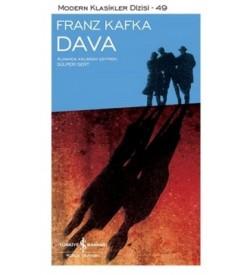Dava Franz Kafka İş Bankası Kültür Yayınları