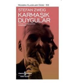 Karmaşık Duygular Stefan Zweig  İş Bankası Kültür Yayınları