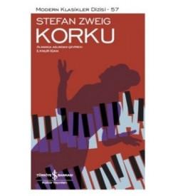 Korku Stefan Zweig İş Bankası Kültür Yayınları