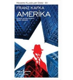 Amerika Franz Kafka İş Bankası Kültür Yayınları