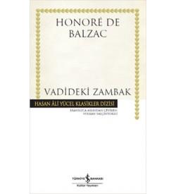 Vadideki Zambak Honore de Balzac İş Bankası Kültür Yayınları